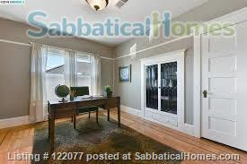 Gorgeous 5 bedroom Home in South Berkeley - perfect for family Home Rental in Berkeley, California, United States 2