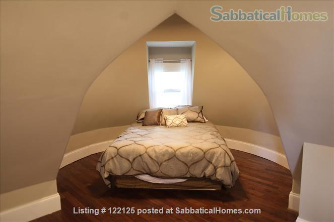 3br/1bath furnished, renovated condo in Victorian Home Rental in Brookline, Massachusetts, United States 2