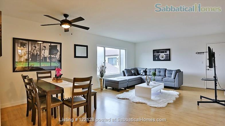 BEAUTIFUL SANTA MONICA, CA, 2 BEDROOMS, 2 BATHROOMS,  A/C AND HEATING Home Rental in Santa Monica, California, United States 2