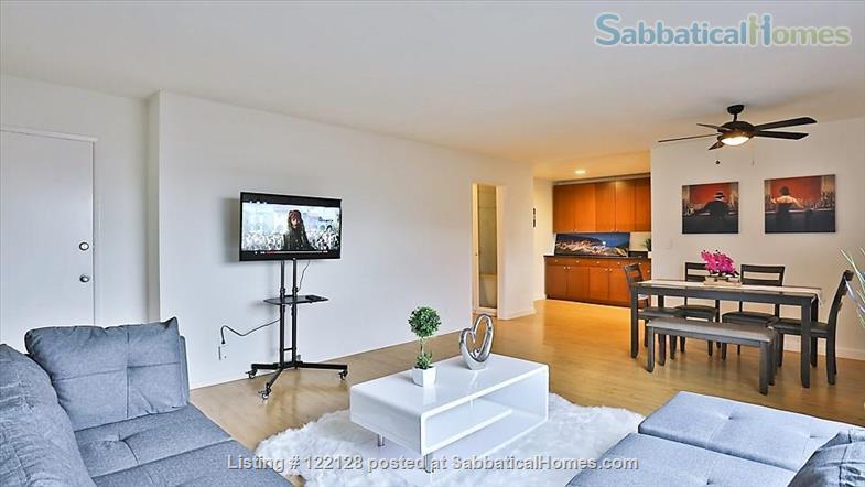 BEAUTIFUL SANTA MONICA, CA, 2 BEDROOMS, 2 BATHROOMS,  A/C AND HEATING Home Rental in Santa Monica, California, United States 4