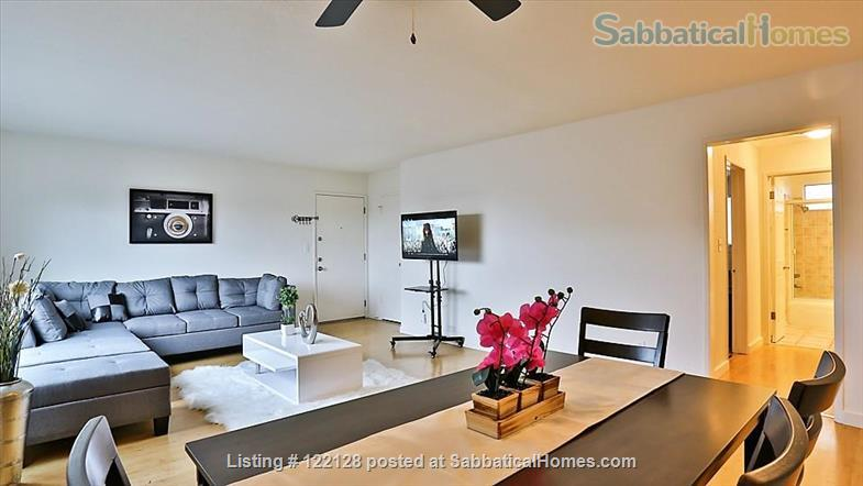 BEAUTIFUL SANTA MONICA, CA, 2 BEDROOMS, 2 BATHROOMS,  A/C AND HEATING Home Rental in Santa Monica, California, United States 6
