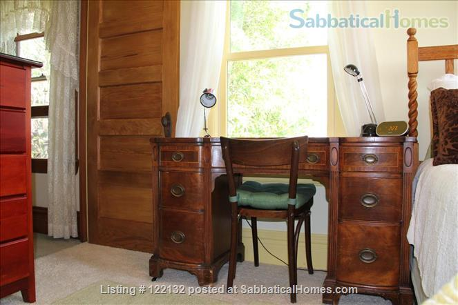 FURNISHED MORNING ROOM IN NORTH OAKLAND, CA CHARMER, 3 BLOCKS TO ASHBY BART Home Rental in Oakland, California, United States 3