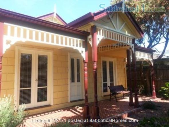Peaceful house and garden near Monash, CSIRO, Synchotron Home Rental in Caulfield South, VIC, Australia 1