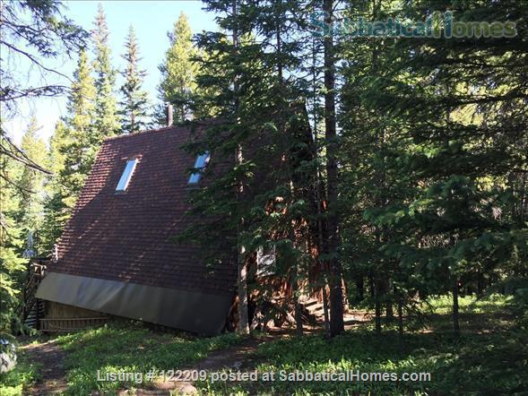 Breckenridge Colorado Cabin Home Rental in Breckenridge, Colorado, United States 5