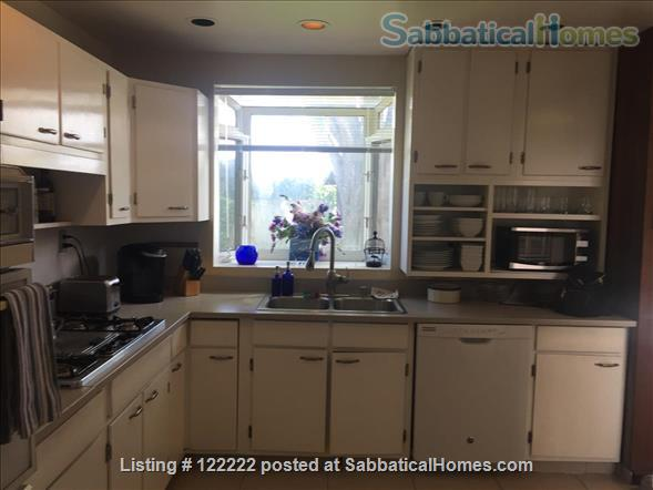 3 Bdr 2 bath  home with yard in Mill Valley, California (SF area) Home Rental in Mill Valley 9
