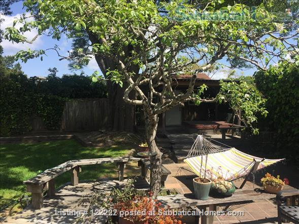 3 Bdr 2 bath  home with yard in Mill Valley, California (SF area) Home Rental in Mill Valley 2