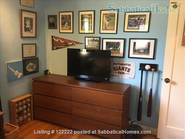 3 Bdr 2 bath  home with yard in Mill Valley, California (SF area) Home Rental in Mill Valley 5