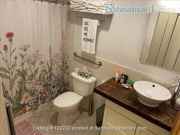Artist's Garden Brownstone Apartment  Home Rental in New York, New York, United States 9