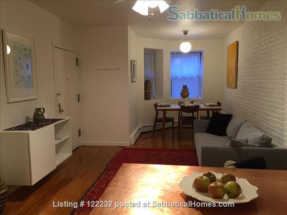 Artist's Garden Brownstone Apartment  Home Rental in New York, New York, United States 3