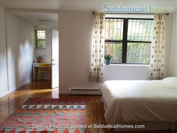 Artist's Garden Brownstone Apartment  Home Rental in New York, New York, United States 5