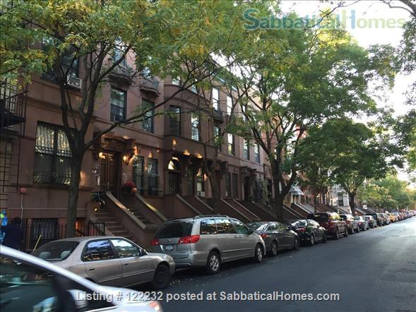 Artist's Garden Brownstone Apartment  Home Rental in New York, New York, United States 8