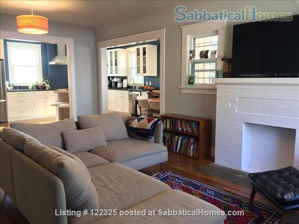 Newly renovated 3BR 2BA home near beach Home Rental in San Diego, California, United States 2