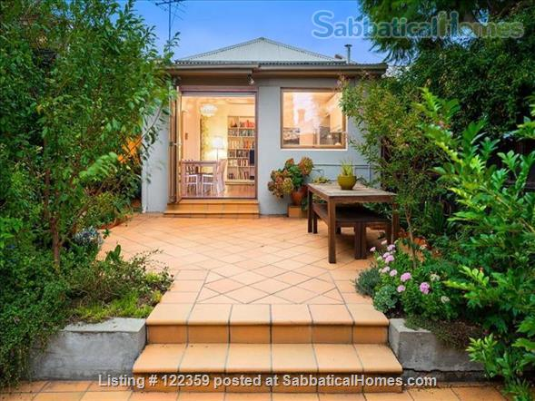 Beautiful light filled North Fitzroy 3 BDR house Home Rental in Fitzroy North, VIC, Australia 9