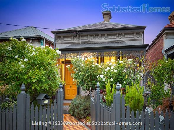 Beautiful light filled North Fitzroy 3 BDR house Home Rental in Fitzroy North, VIC, Australia 1