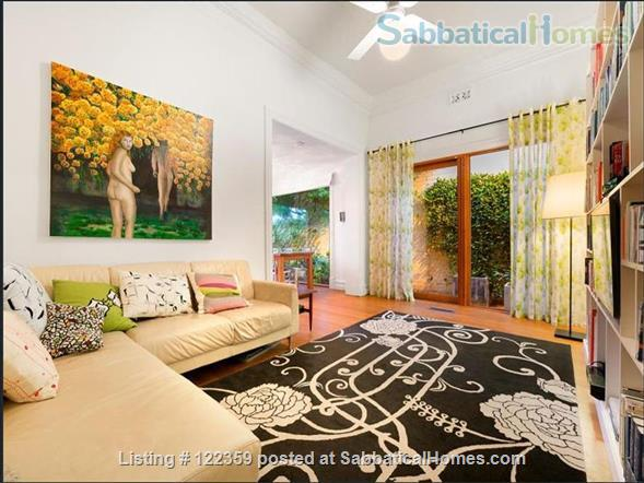 Beautiful light filled North Fitzroy 3 BDR house Home Rental in Fitzroy North, VIC, Australia 3