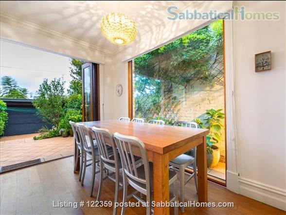 Beautiful light filled North Fitzroy 3 BDR house Home Rental in Fitzroy North, VIC, Australia 4