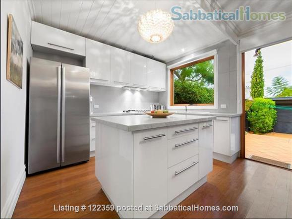 Beautiful light filled North Fitzroy 3 BDR house Home Rental in Fitzroy North, VIC, Australia 5