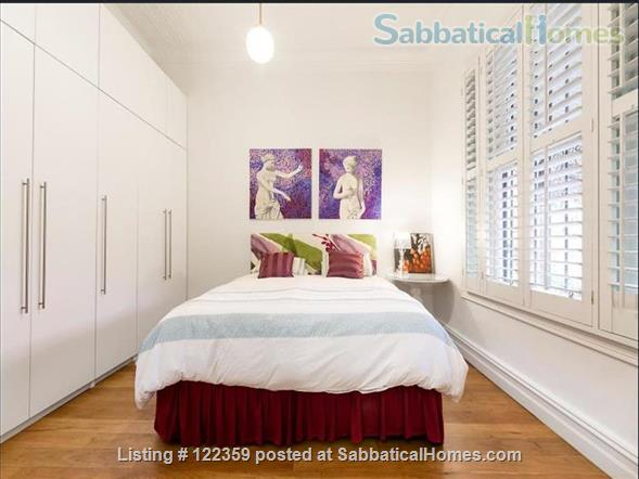 Beautiful light filled North Fitzroy 3 BDR house Home Rental in Fitzroy North, VIC, Australia 6