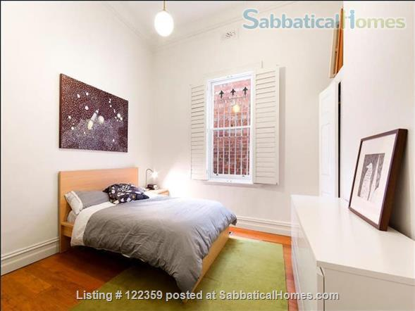Beautiful light filled North Fitzroy 3 BDR house Home Rental in Fitzroy North, VIC, Australia 7