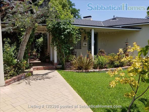Quiet 2-Bedroom, 2-Bathroon fully furnished house in Altadena close to Caltech & JPL Home Rental in Altadena 1 - thumbnail