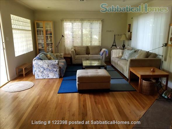 Quiet 2-Bedroom, 2-Bathroon fully furnished house in Altadena close to Caltech & JPL Home Rental in Altadena 0