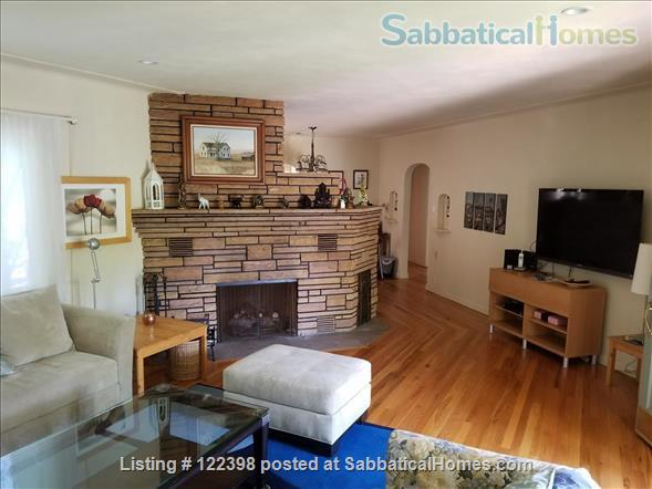 Quiet 2-Bedroom, 2-Bathroon fully furnished house in Altadena close to Caltech & JPL Home Rental in Altadena 2