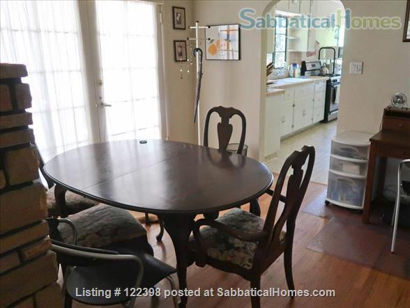 Quiet 2-Bedroom, 2-Bathroon fully furnished house in Altadena close to Caltech & JPL Home Rental in Altadena, California, United States 3