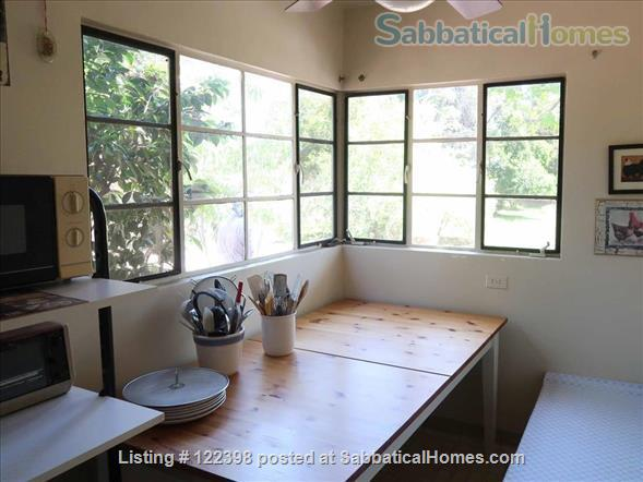 Quiet 2-Bedroom, 2-Bathroon fully furnished house in Altadena close to Caltech & JPL Home Rental in Altadena, California, United States 7