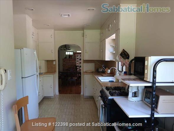 Quiet 2-Bedroom, 2-Bathroon fully furnished house in Altadena close to Caltech & JPL Home Rental in Altadena 8 - thumbnail