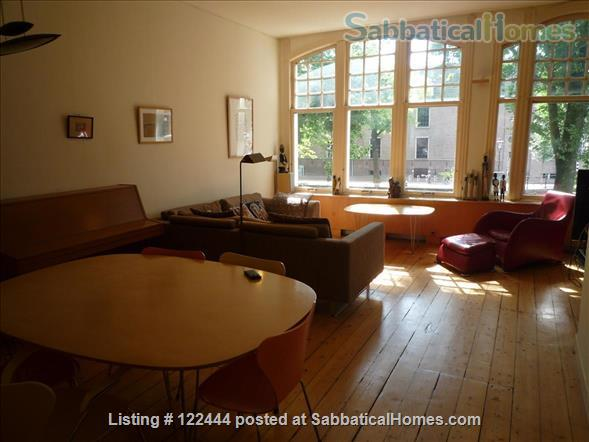 Amsterdam 2 bedroom aprt with stunning location & view Home Rental in Amsterdam, NH, Netherlands 9