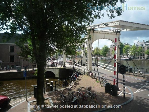 Amsterdam 2 bedroom aprt with stunning location & view Home Rental in Amsterdam, NH, Netherlands 1