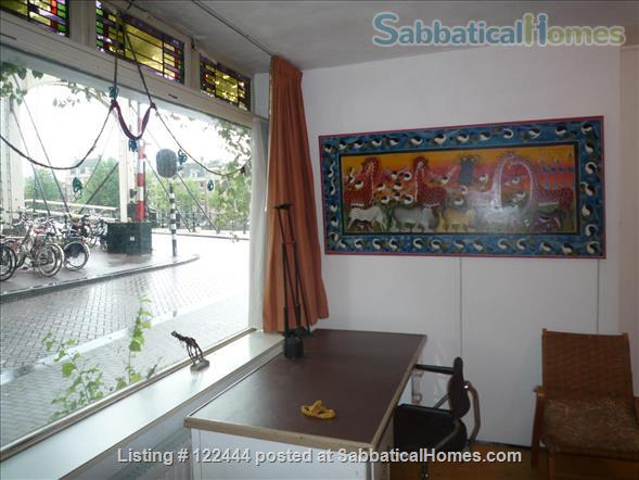 Amsterdam 2 bedroom aprt with stunning location & view Home Rental in Amsterdam, NH, Netherlands 4