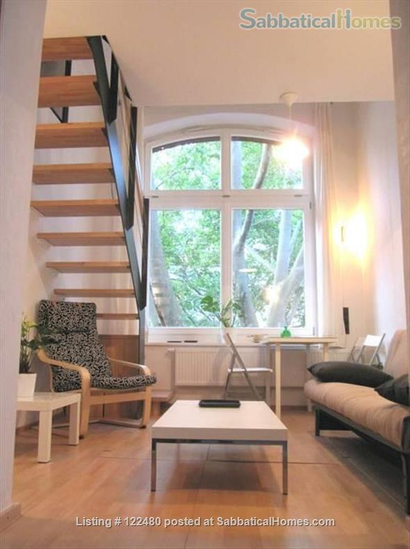KREUZBERG,  Charming Loft (2baths) all inclusive Home Rental in Berlin, Berlin, Germany 1