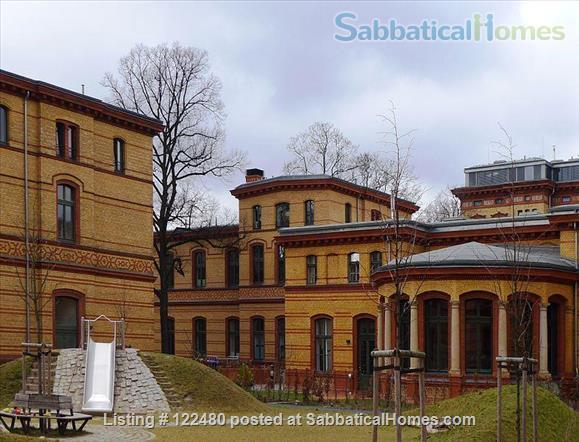 KREUZBERG,  Charming Loft (2baths) all inclusive Home Rental in Berlin, Berlin, Germany 0