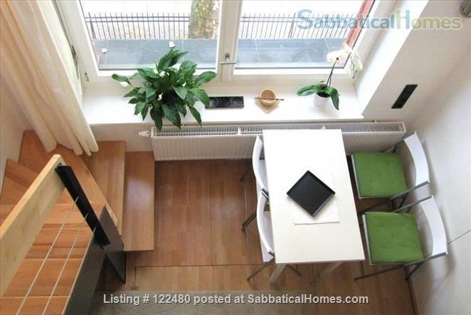 KREUZBERG,  Charming Loft (2baths) all inclusive Home Rental in Berlin, Berlin, Germany 2