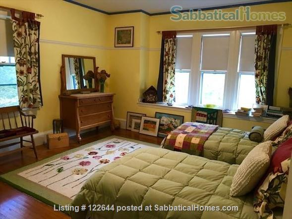 Private Victorian Home minutes to Boston College, Newbury College, 10 mins to Boston University, Simmons, Northeastern and all Hospitals in Brookline  Home Rental in Brookline, Massachusetts, United States 9