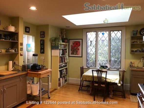 Private Victorian Home minutes to Boston College, Newbury College, 10 mins to Boston University, Simmons, Northeastern and all Hospitals in Brookline  Home Rental in Brookline, Massachusetts, United States 3