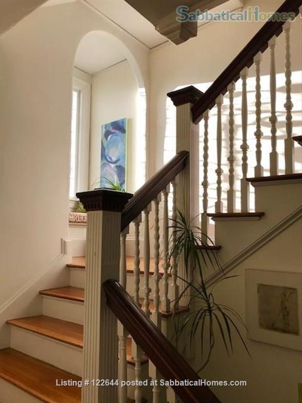 Private Victorian Home minutes to Boston College, Newbury College, 10 mins to Boston University, Simmons, Northeastern and all Hospitals in Brookline  Home Rental in Brookline, Massachusetts, United States 7