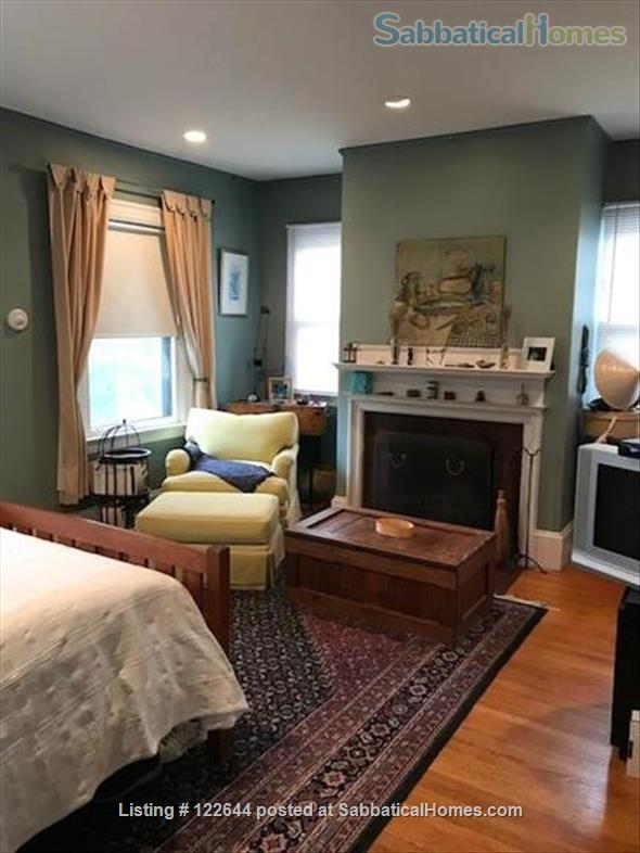 Private Victorian Home minutes to Boston College, Newbury College, 10 mins to Boston University, Simmons, Northeastern and all Hospitals in Brookline  Home Rental in Brookline, Massachusetts, United States 8