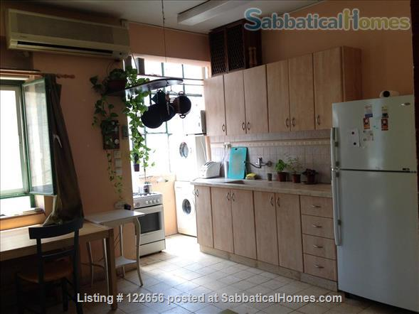 A beautiful apartment in Jerusalem (Nachlaot) Home Rental in Jerusalem 1 - thumbnail