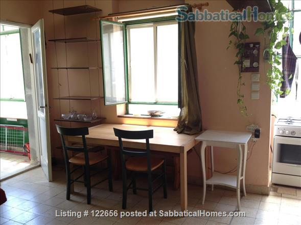 A beautiful apartment in Jerusalem (Nachlaot) Home Rental in Jerusalem 0 - thumbnail