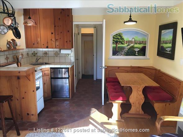 Bright, charming, cozy, private studio apartment. Home Rental in Berkeley, California, United States 1