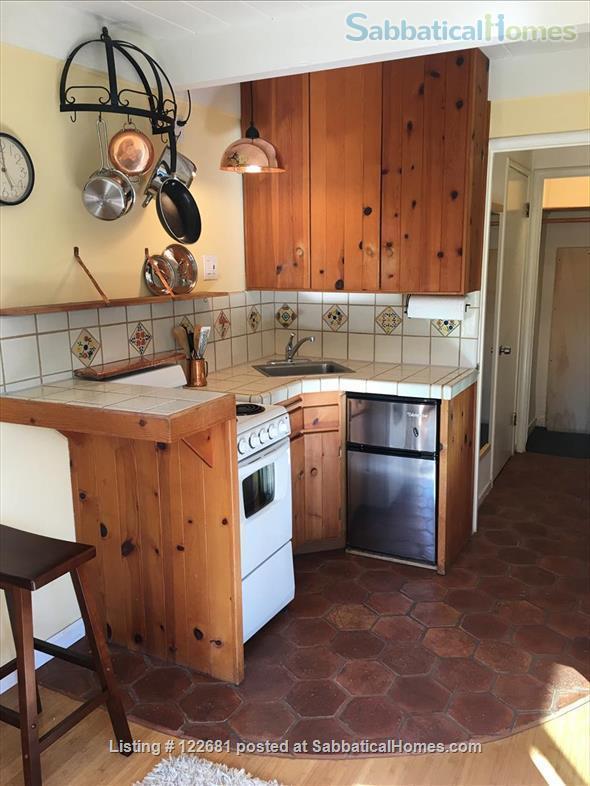 Bright, charming, cozy, private studio apartment. Home Rental in Berkeley, California, United States 4