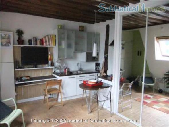 Romantic studio in historical Paris Home Rental in Paris, Île-de-France, France 4
