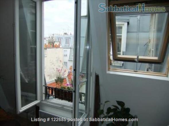 Romantic studio in historical Paris Home Rental in Paris, Île-de-France, France 7