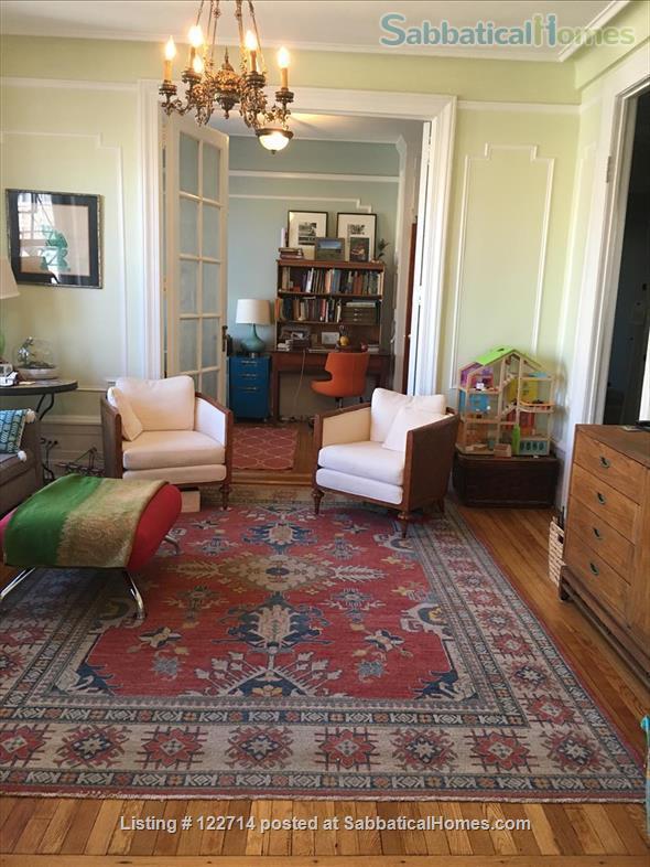 Beautiful 3 bedroom apartment in Upper Manhattan near Columbia University Home Rental in New York, New York, United States 1