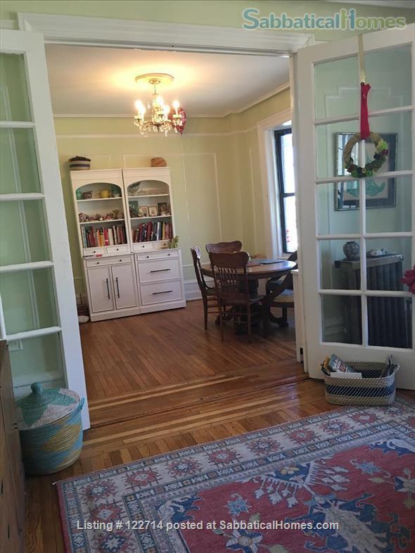 Beautiful 3 bedroom apartment in Upper Manhattan near Columbia University Home Rental in New York, New York, United States 0