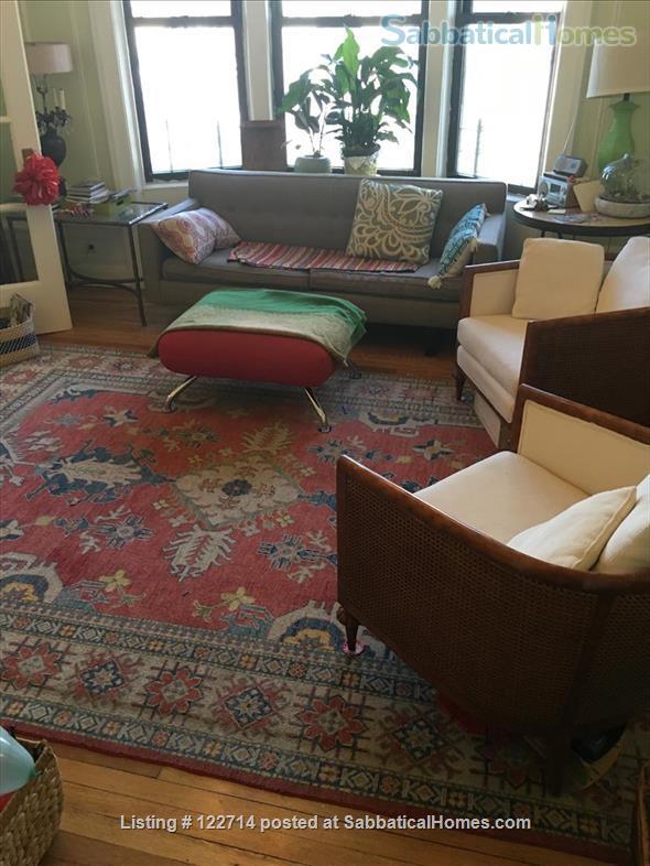 Beautiful 3 bedroom apartment in Upper Manhattan near Columbia University Home Rental in New York, New York, United States 5