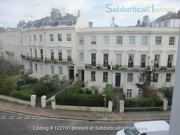 Beautiful appartment in Central Brighton, near station Home Rental in Brighton, England, United Kingdom 1