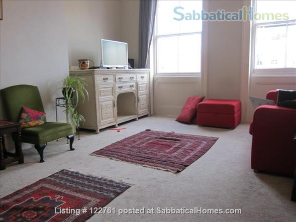 Beautiful appartment in Central Brighton, near station Home Rental in Brighton 0
